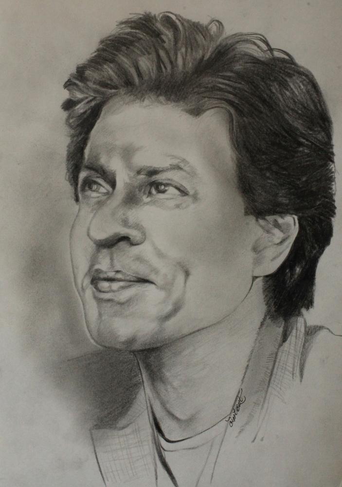 Shahrukh Khan by cipta
